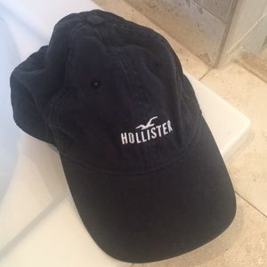 Hollister soft adjustable baseball hat